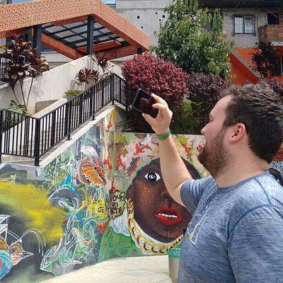 Discover the transformation of Comuna 13