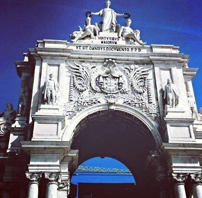 Arc of St. Benedict, Lisbon