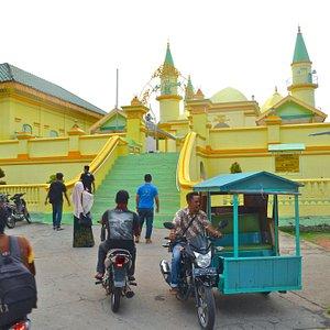Masjid Sultan Riau - Pulau Penyengat