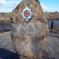 Coldstream Guards Memorial Stone