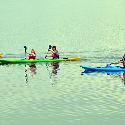 Kayaking Tours in the most untouched places in Ohrid