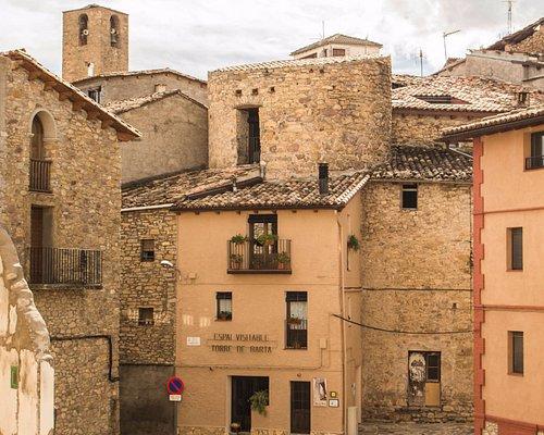 Fachada de Torre de Barta.