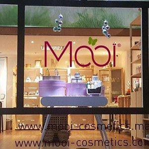 magasin de cosmétique bio et naturel ;)