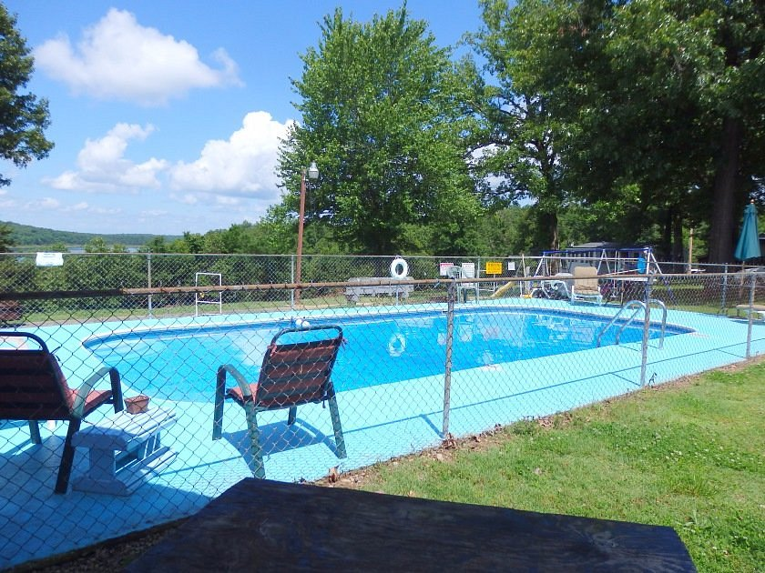 BLUE WATERS RESORT ON BULL SHOALS LAKE - Campground ...