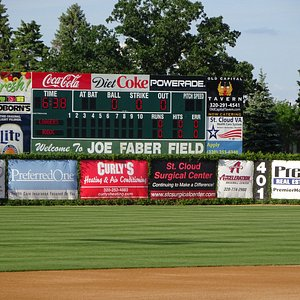 Home of the St. Cloud Rox