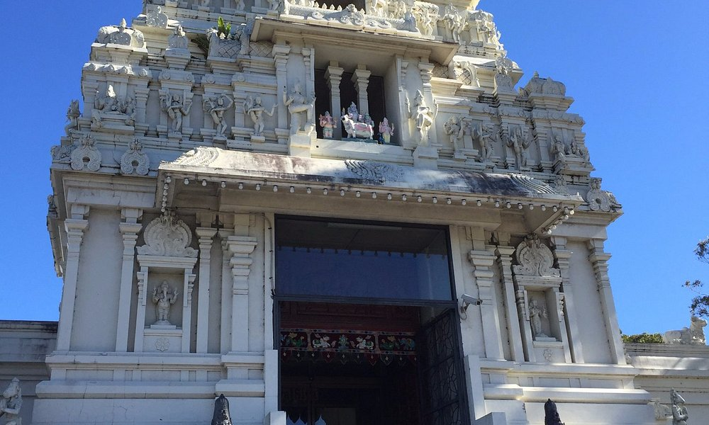 The main entrance of the temple, you are required to take your shoes off to enter