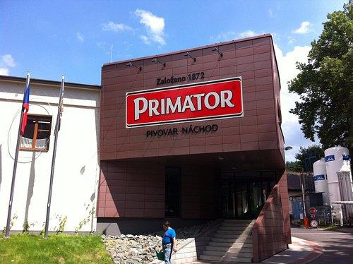 Primátor Brewery/PIvovar Náchod, Náchod, Czech Republic