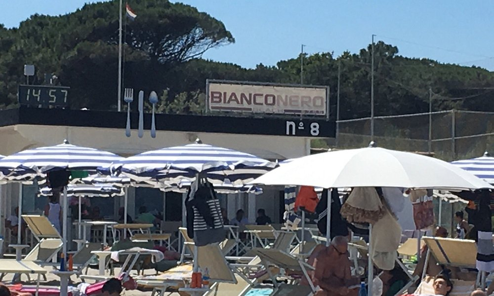 Bagno Bianconero