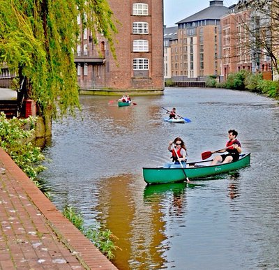 York Canoe Hire.