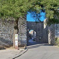 Porta Trapani; entering Erice