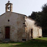 chiesetta di Santa Petronilla