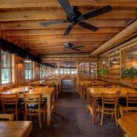 Powder House Lodge Dining Room