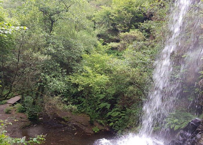Cascada de San Estevo do Ermo