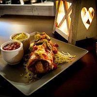 Burritos, un'esplosione di gusto.