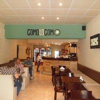 "Restò- Bar ""Como lo Como""- Chilecito- La Rioja 2016."