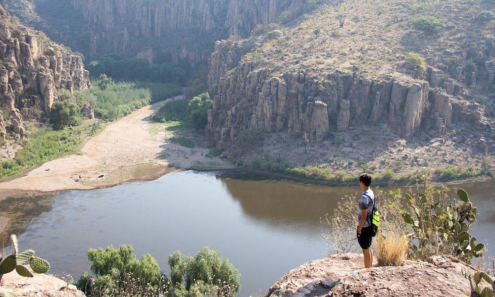 Wonderful views, thrilling bridges and ziplines