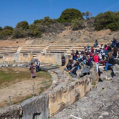 Ancient Maronia tour