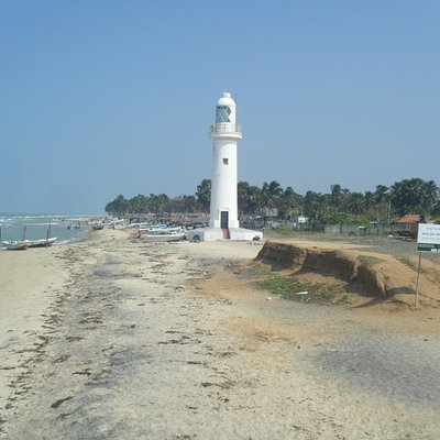 Light house in Talaimannar