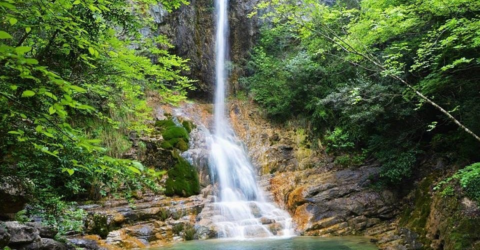 Waterfalls in Orlia