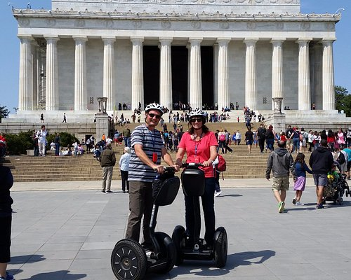 See more on a Segway!
