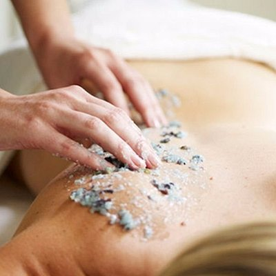 Body Scrub - cell cleansing to all areas of the body. Exfoliation is a very important part of ..