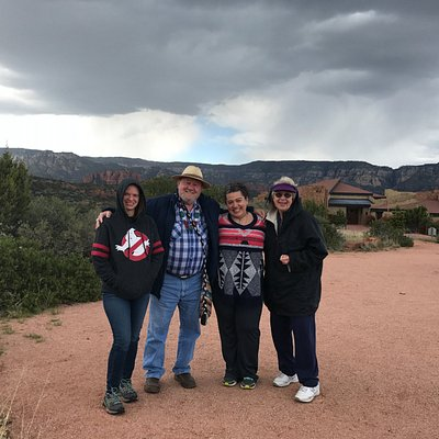 This is one of the most beautiful places in Sedona. You will love it!!!