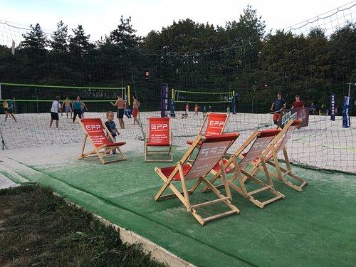 Relax in Beachklub Ládví