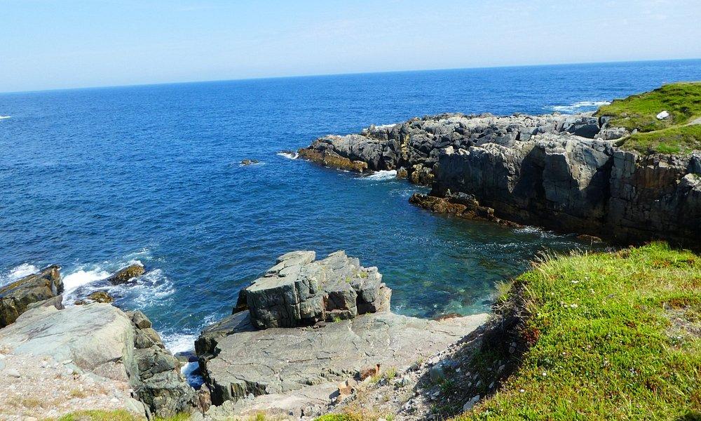 A veiw of the beautiful Cape Bereton