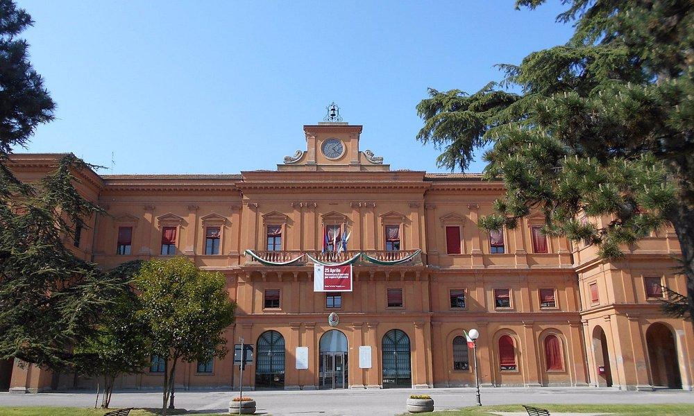 palazzo municipale, Copparo