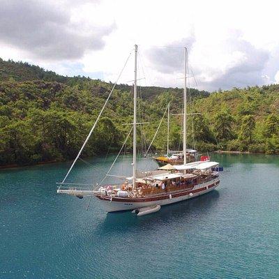 Cabin Charters Turkey