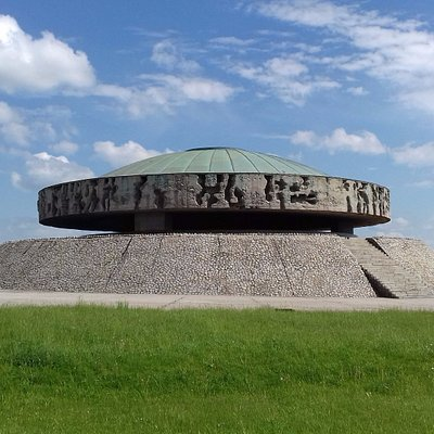 Where ashes were stored