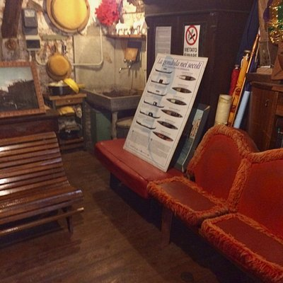 Gondola memorabilia