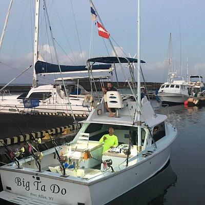 BIG TA DO DEEP SEA FISHING KAUAI CUSTOM 31 BERTRAM