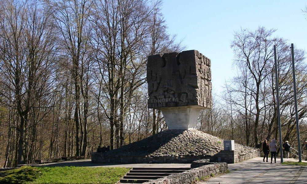 Pomnik Bojowników Ruchu Oporu
