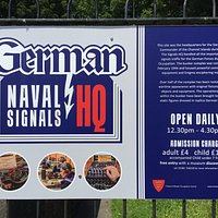 German Naval Signals HQ (Underground Bunker) - New Opening Hours
