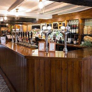 Bar at The Angel