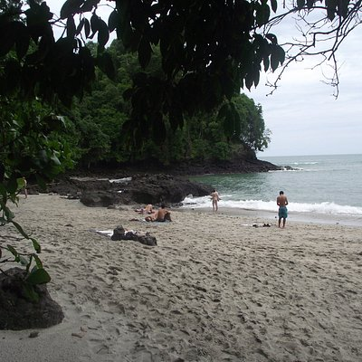 Playa Gemelas in Quepos