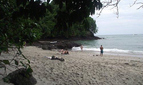 Playa Gemelas in Quepos