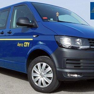2017 AeroCity Van