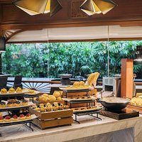Garden Cafe Buffet