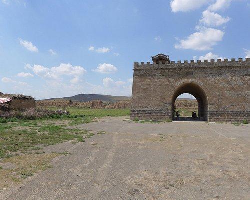 Große Mauer in De Sheng Bao