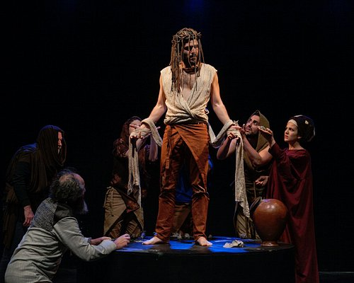 From the play Samson