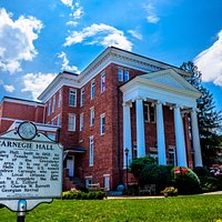 Carnegie Hall - Lewisburg, WV (Image by Melvin Hartley)