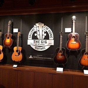 Guitars, guitars