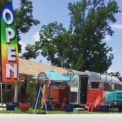 Peas in a Pod Gift Shop Highway 62 Eureka Springs Arkansas
