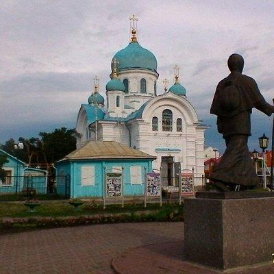 Ишим 2017г. Просковья Луполова