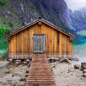 Nationalpark Berchtesgaden (photo by Moritz Kertzscher)