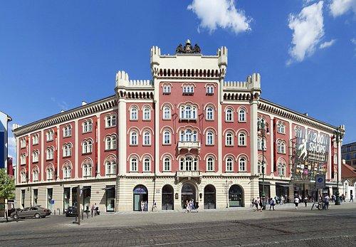 PALLADIUM Praha