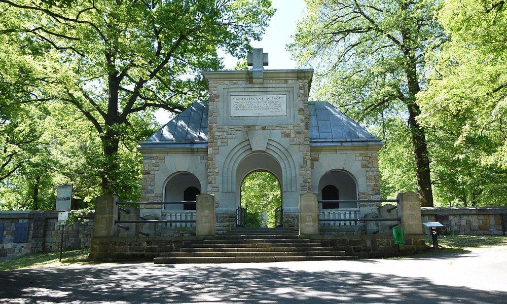World War I Cemetery no 91 in Gorlice