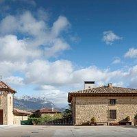Bodegas Ostatu, Samaniego, Rioja Alavesa